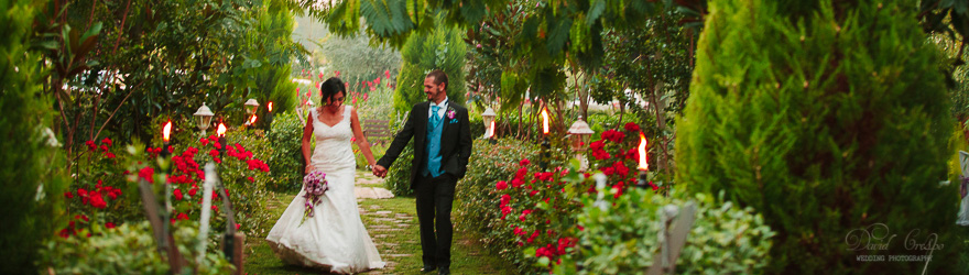 Boda en Jardines del Alberche Madrid - Fotografo de bodas David Crespo Wedding Photographer