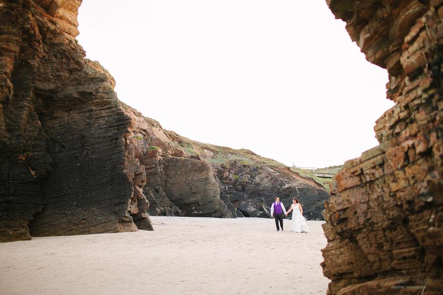 PostBoda en Playa de Las Catedrales, As Catedrais, Ribadeo, Lugo. Fotografo de bodas David Crespo (27)