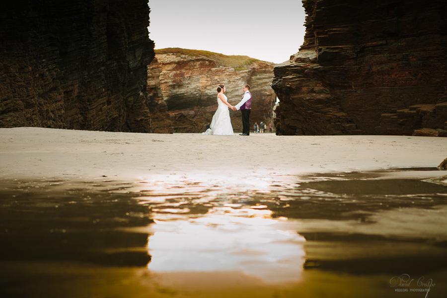 PostBoda en Playa de Las Catedrales, As Catedrais, Ribadeo, Lugo. Fotografo de bodas David Crespo (28)