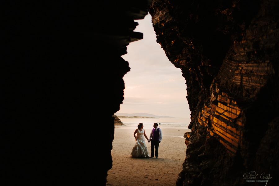 PostBoda en Playa de Las Catedrales, As Catedrais, Ribadeo, Lugo. Fotografo de bodas David Crespo (29)