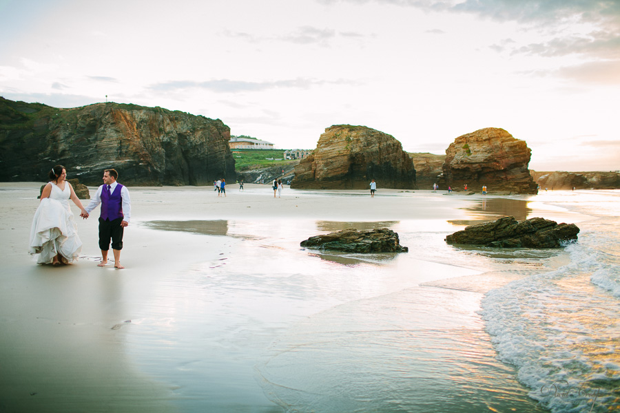 PostBoda en Playa de Las Catedrales, As Catedrais, Ribadeo, Lugo. Fotografo de bodas David Crespo (34)