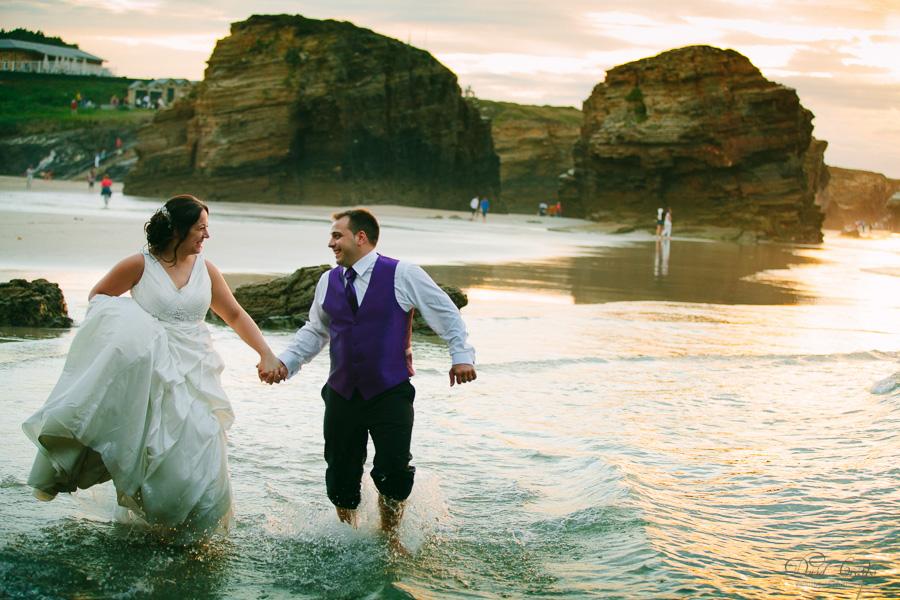 PostBoda en Playa de Las Catedrales, As Catedrais, Ribadeo, Lugo. Fotografo de bodas David Crespo (40)