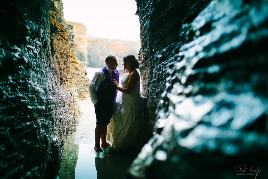PostBoda en Playa de Las Catedrales, As Catedrais, Ribadeo, Lugo. Fotografo de bodas David Crespo (45)