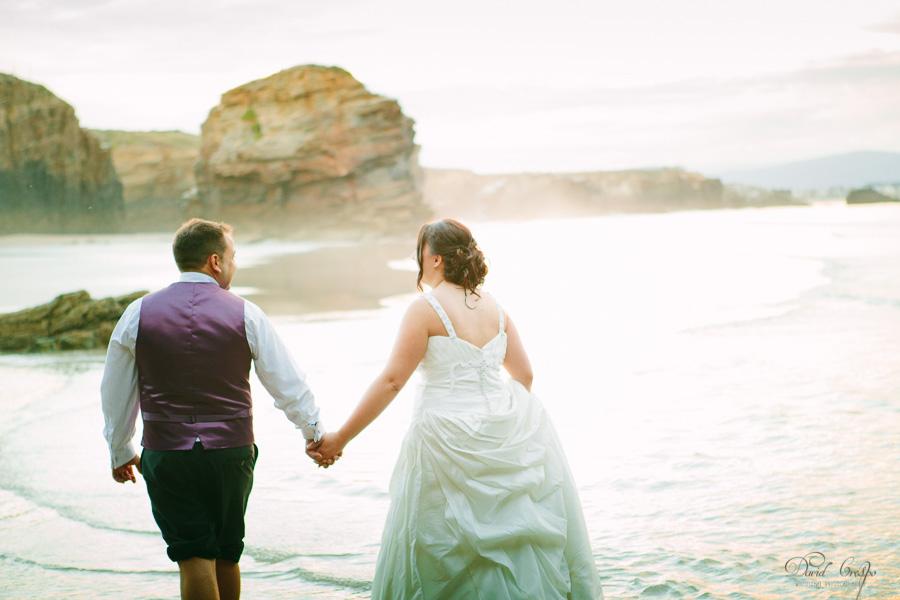 PostBoda en Playa de Las Catedrales, As Catedrais, Ribadeo, Lugo. Fotografo de bodas David Crespo (48)