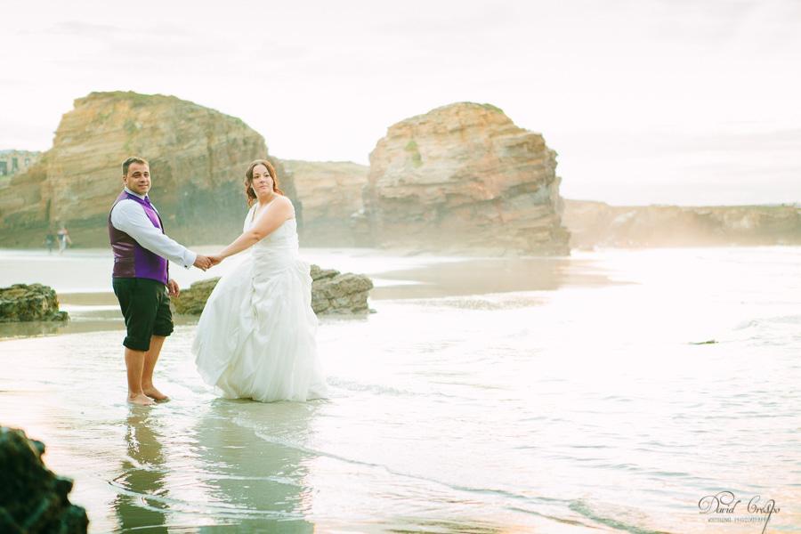 PostBoda en Playa de Las Catedrales, As Catedrais, Ribadeo, Lugo. Fotografo de bodas David Crespo (50)