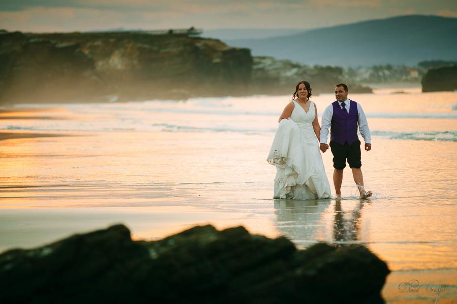 PostBoda en Playa de Las Catedrales, As Catedrais, Ribadeo, Lugo. Fotografo de bodas David Crespo (55)