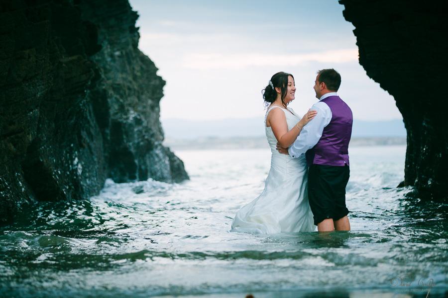 PostBoda en Playa de Las Catedrales, As Catedrais, Ribadeo, Lugo. Fotografo de bodas David Crespo (66)