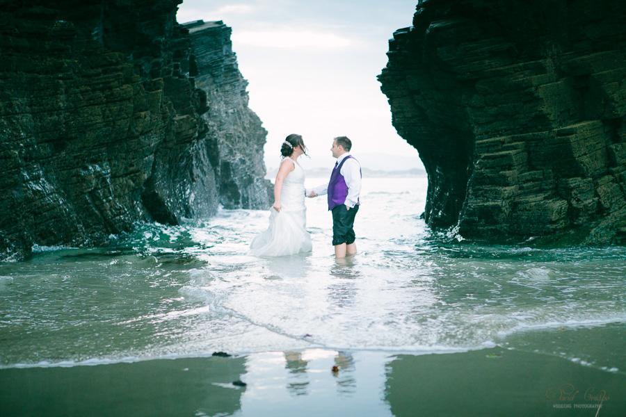 PostBoda en Playa de Las Catedrales, As Catedrais, Ribadeo, Lugo. Fotografo de bodas David Crespo (68)
