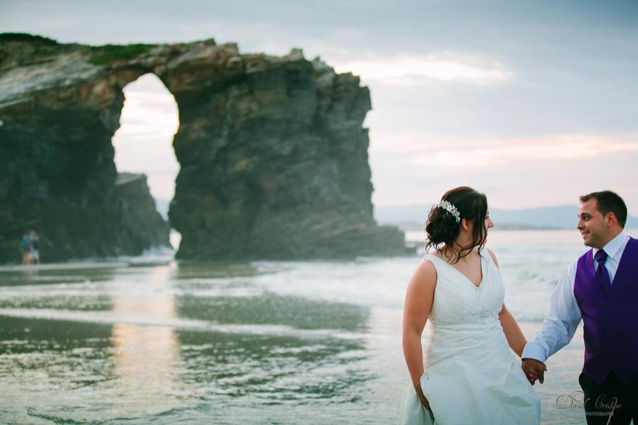 PostBoda en Playa de Las Catedrales, As Catedrais, Ribadeo, Lugo. Fotografo de bodas David Crespo (78)