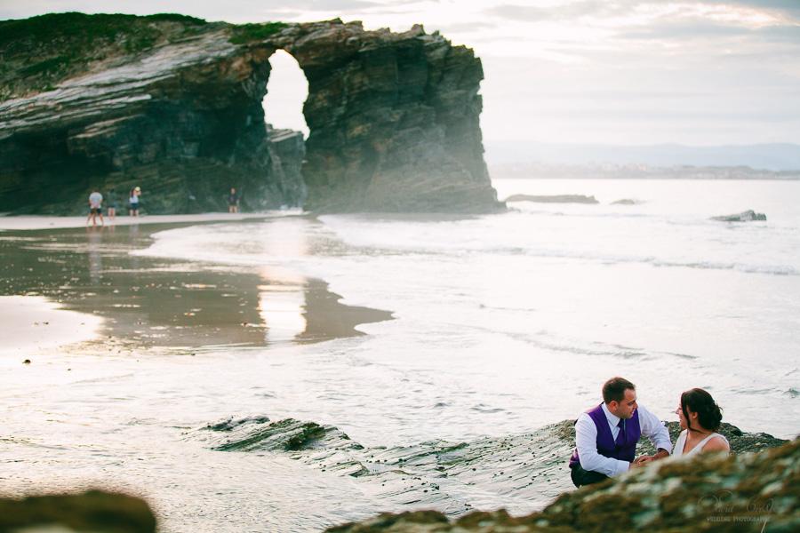 PostBoda en Playa de Las Catedrales, As Catedrais, Ribadeo, Lugo. Fotografo de bodas David Crespo (85)