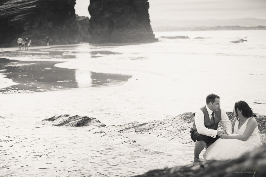 PostBoda en Playa de Las Catedrales, As Catedrais, Ribadeo, Lugo. Fotografo de bodas David Crespo (87)