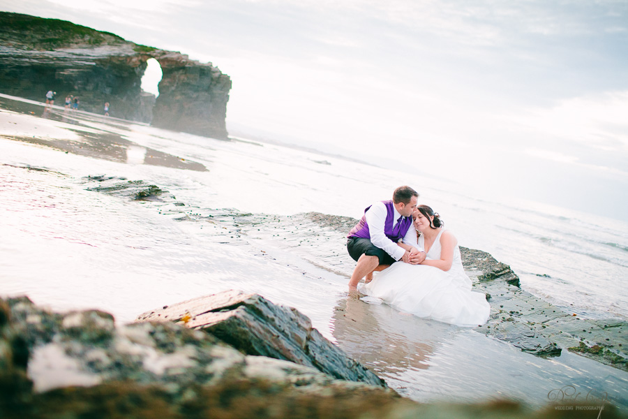 PostBoda en Playa de Las Catedrales, As Catedrais, Ribadeo, Lugo. Fotografo de bodas David Crespo (88)